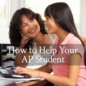 Helping Your AP Student #parenting