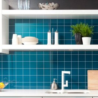 Kücheninspiration kücheninspiration schöner spritzschutz aus laminat lässt