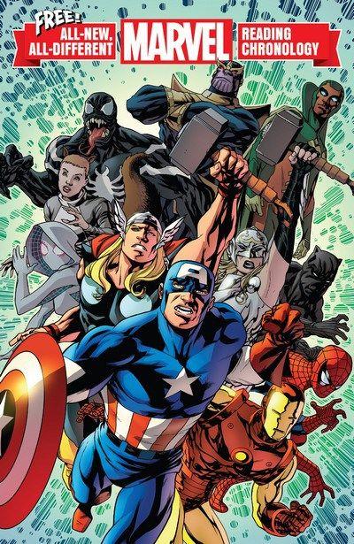 marvel comics gratuit