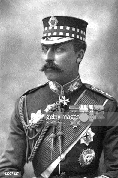 Prince Arthur, Duke of Connaught and Strathearn -