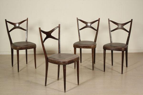 Sedie anni 50 | Sedie, Legno, Design