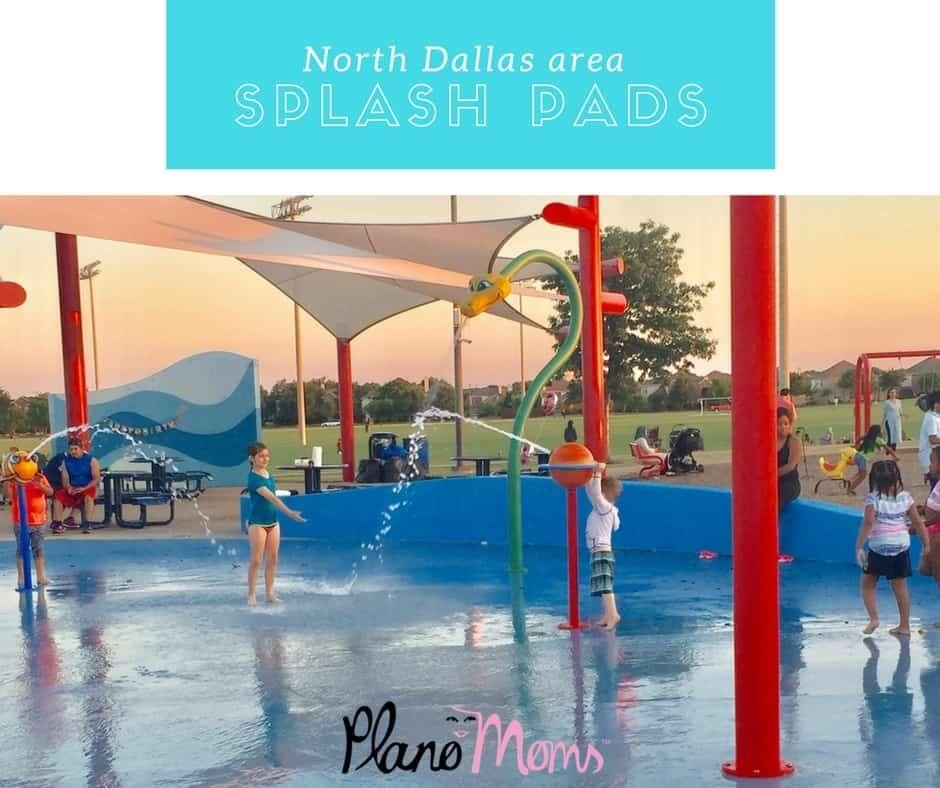 The Best List Of North Dallas Splash Parks For The Kids In 2020 Splash Park Splash Pad Playground Areas