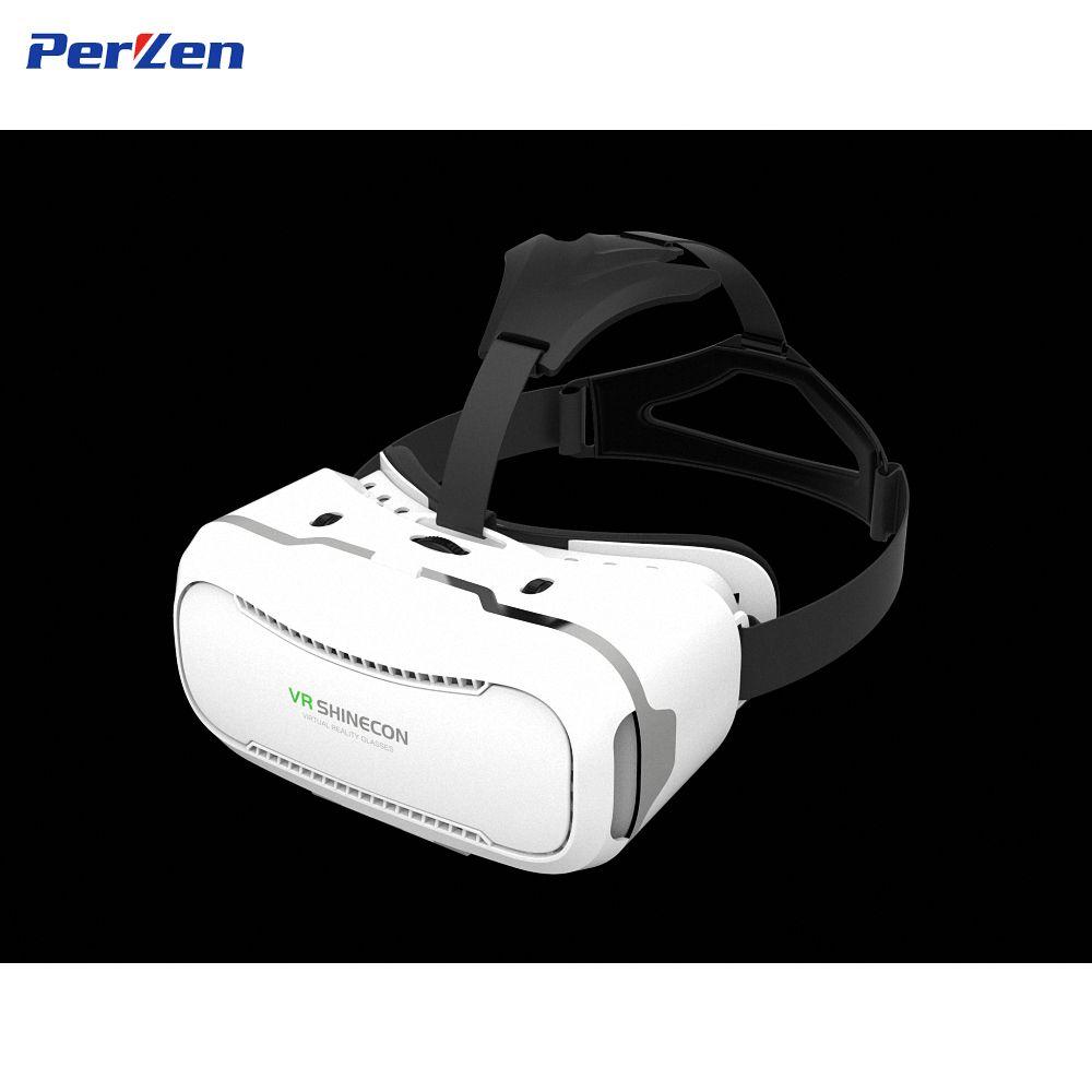 high quality original vr box shine 2.0 3d vr glasses headband