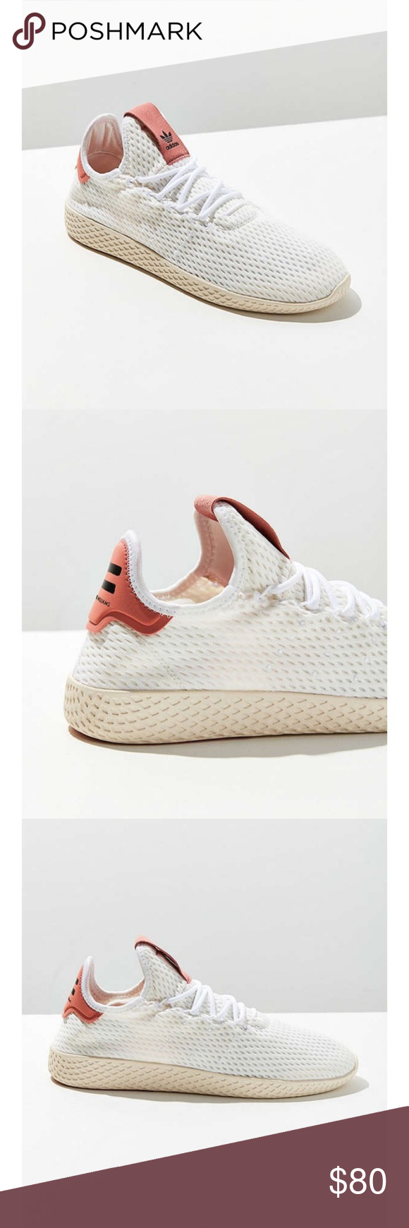 Adidas Original X Pharrell Sneaker W M 8 NWT  