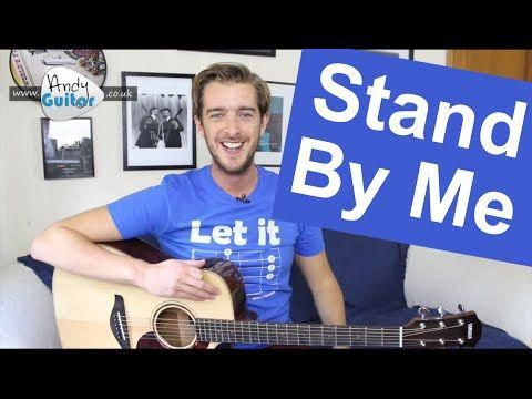 Stand By Me Guitar Tutorial - Easy Guitar Songs for ...