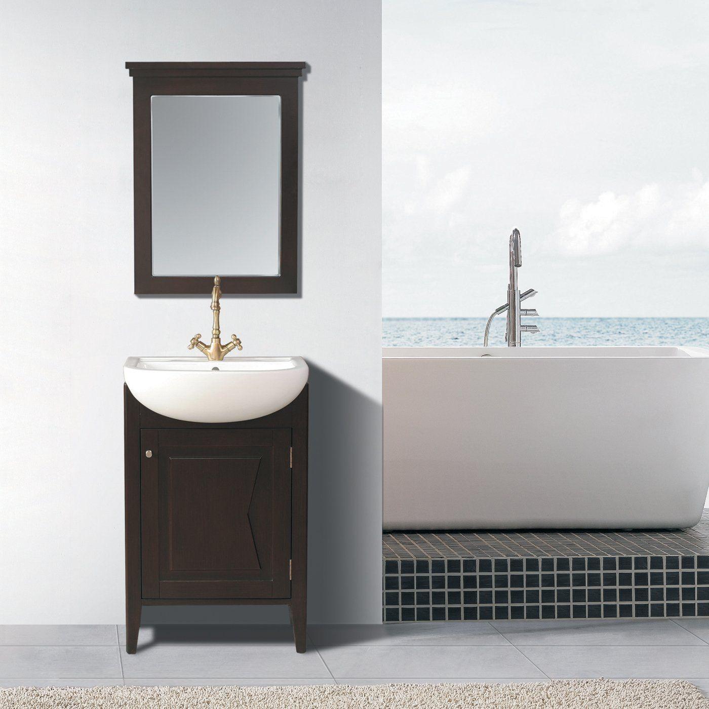 Pr Magnolia Single Sink Bathroom Vanity