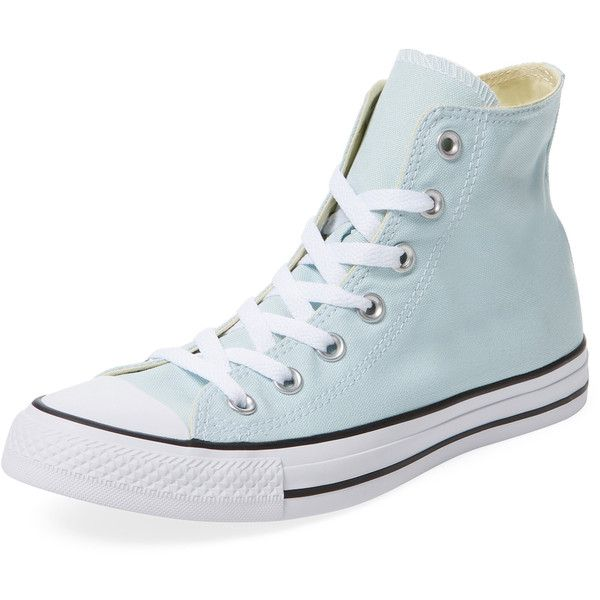 bd7d4893238b5e Converse Women s Chuck Taylor All Star Hi-Top - Blue