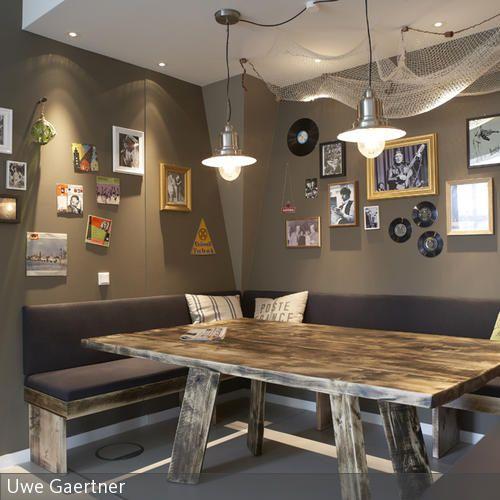 Lounge Gesamtaufnahme Der stil, Stil und Partykeller - Moderne Tische Fur Wohnzimmer