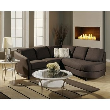 Sofa Sectionnel Tissu St525 Fabric Sectional Sofa St525 Meuble Ameublement Canape Modulable
