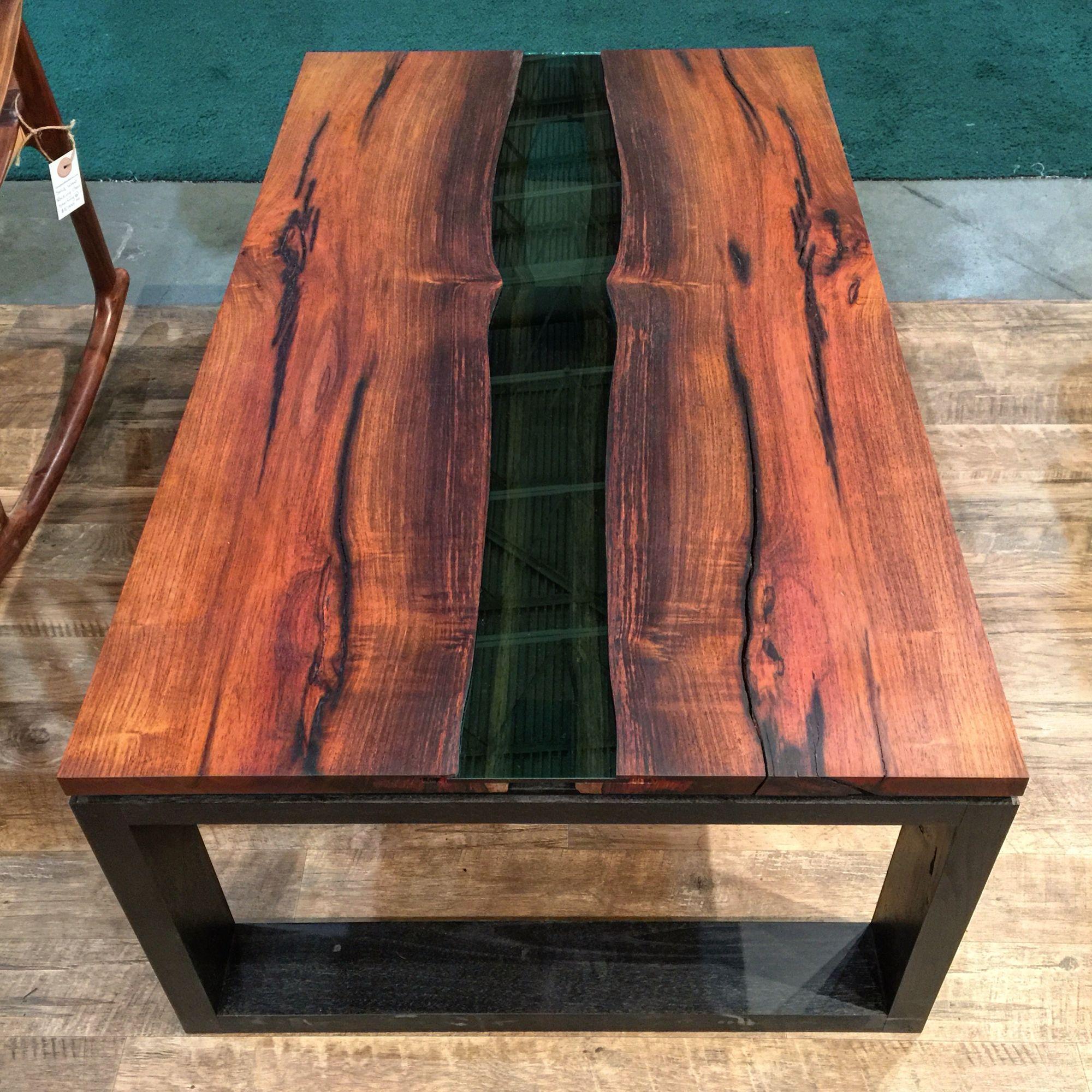 Rosewood With Glass Ebonized Walnut Coffee Table Fine Furniture Walnut Coffee Table Table [ 2000 x 2000 Pixel ]