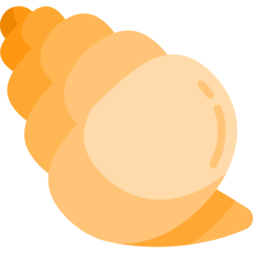 Conch Shell Free Vector Icons Designed By Freepik In 2020 Free Icons Vector Free Vector Icon Design
