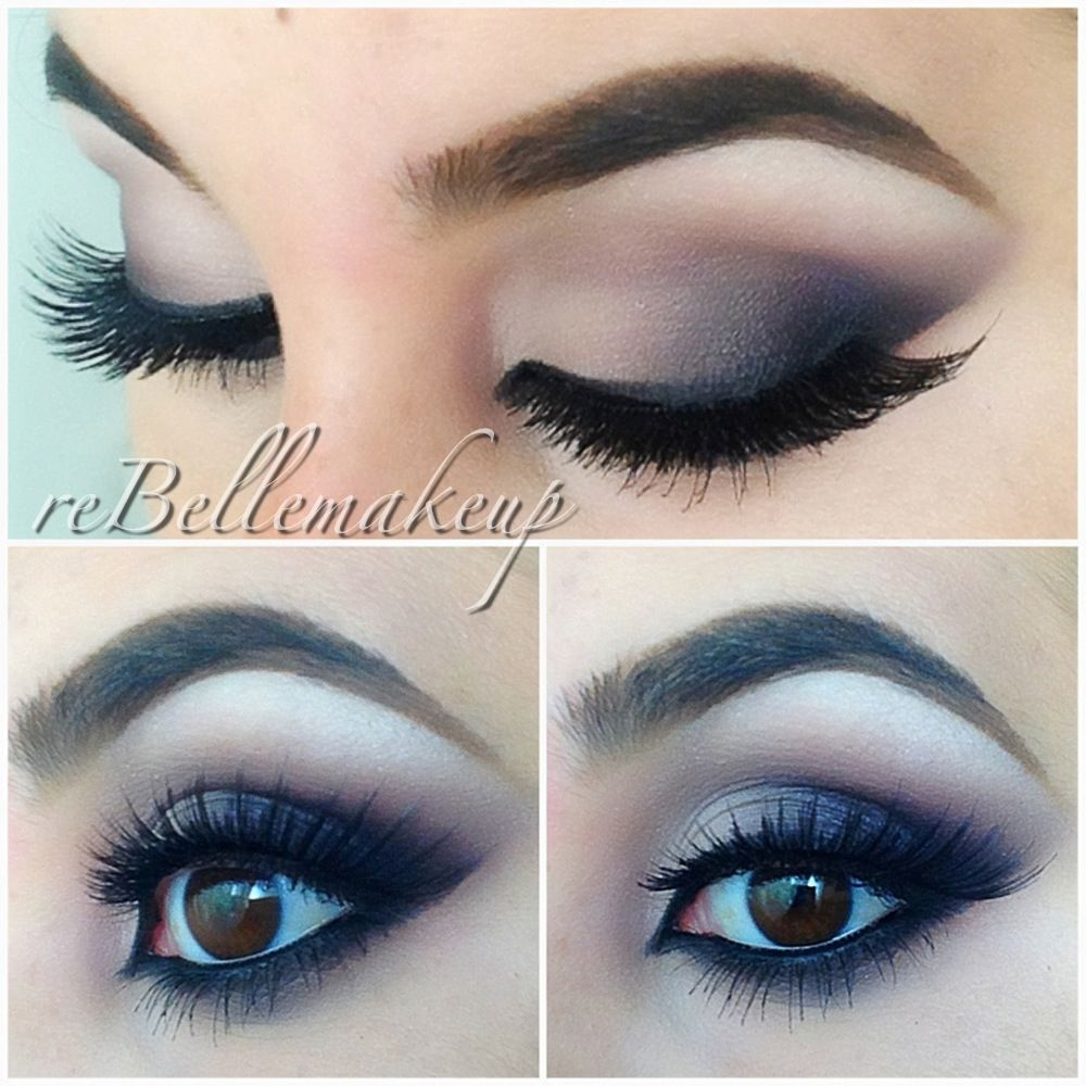 Gradient smokey rebellemakeup Makeup, Cream eyeshadow