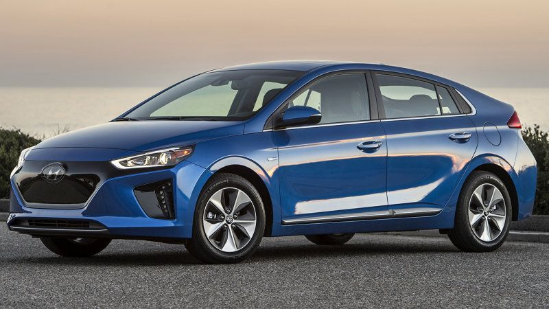 2020 Hyundai Ioniq Electric Reportedly Getting Greater Range Hyundai Electricity First Drive