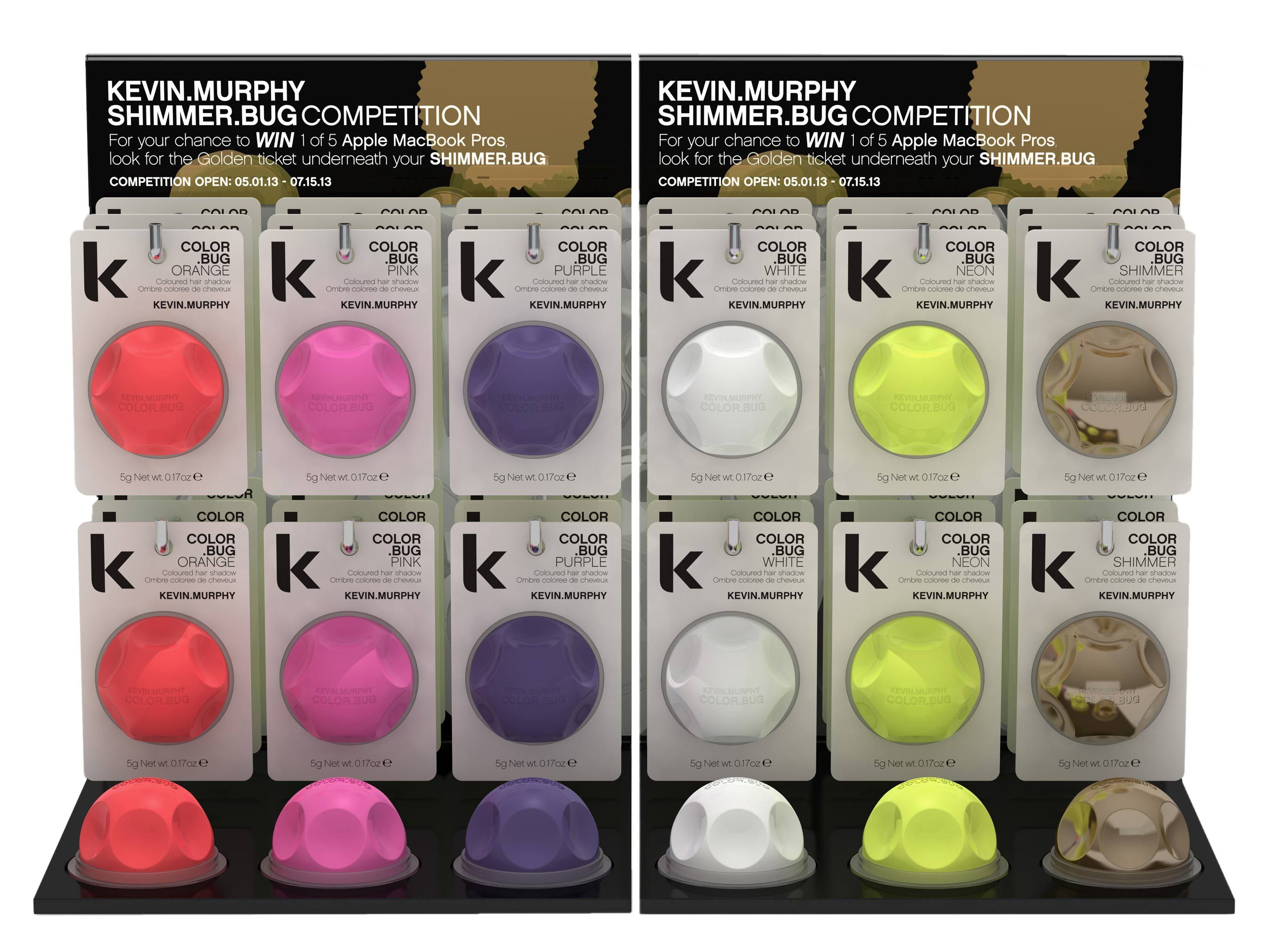 Colorbug Coloured Hair Shadow Styling Products Kevinrphy