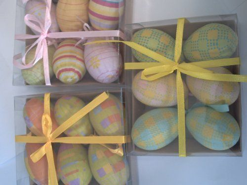 6 x decorated easter egg gift box by bgc httpamazondp 6 x decorated easter egg gift box by bgc http negle Images