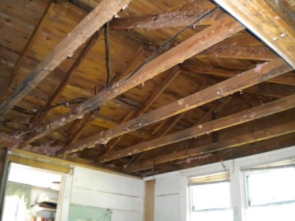 How To Remove Ceiling Joists And Add Collar Ties Exposed Ceilings Exposed Trusses Vaulted Ceiling Living Room