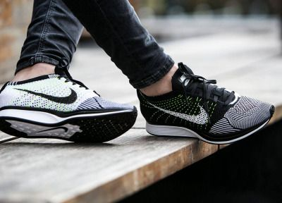 Nike Flyknit Racer Bright Citrus | style | Pinterest | Nike flyknit racer,  Flyknit racer and Nike flyknit