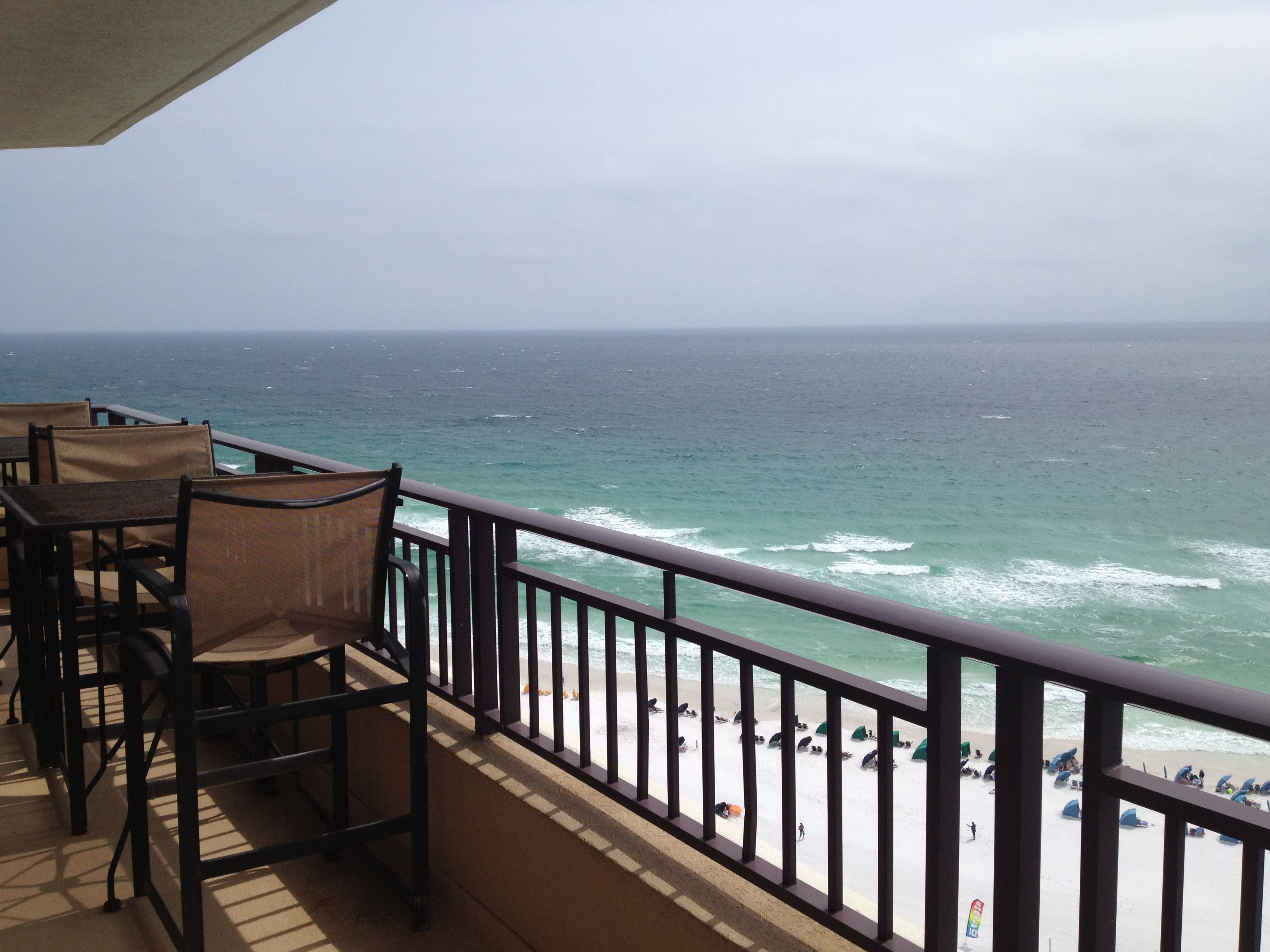 Balcony View From The Penthouse In Westwinds Dream Vacation Spots Dream Vacations Vacation