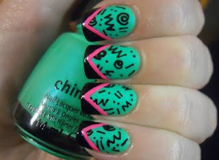 i want this turquoise color!