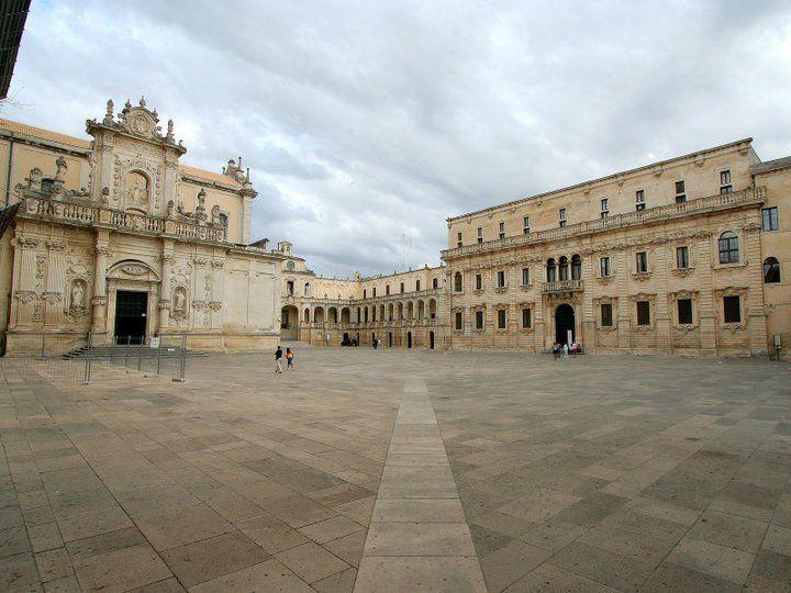 Piazza Duomo Lecce Italy