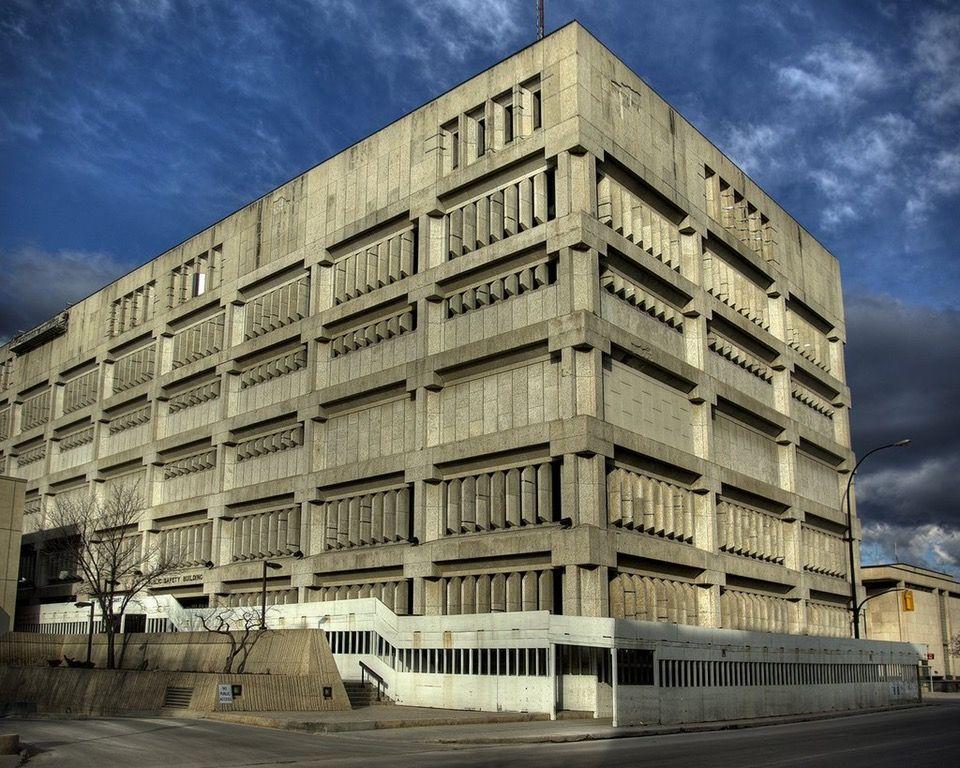 Public Safety Building, Winnipeg evilbuildings
