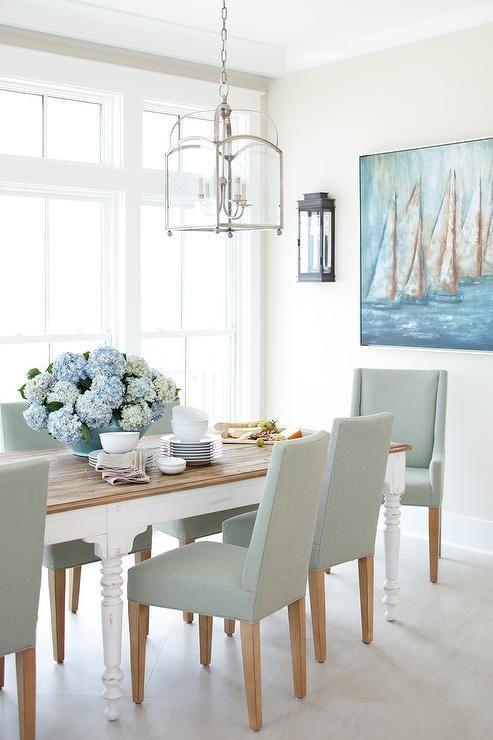Decoraciones De Comedores Modernos Diseños de mesas ...