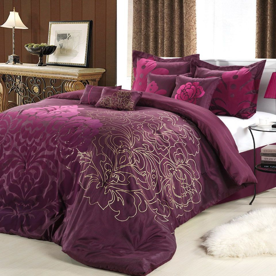 Chic Home Lakhani 8-Piece Comforter Set | Home | Pinterest ...