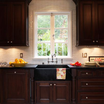 Backsplashmy Kitchen Could Look That Goodlive The Dark Inspiration Kitchen Sink Backsplash Review