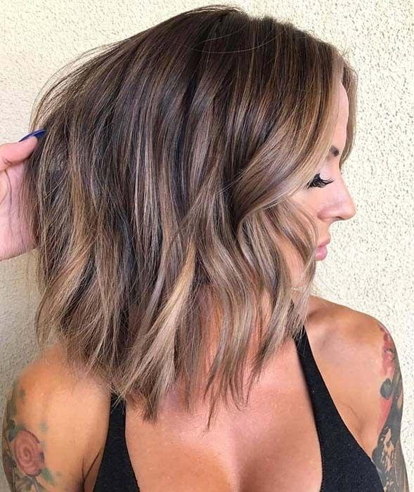 Colori accattivanti per capelli 20+ bei capelli biondi per ...