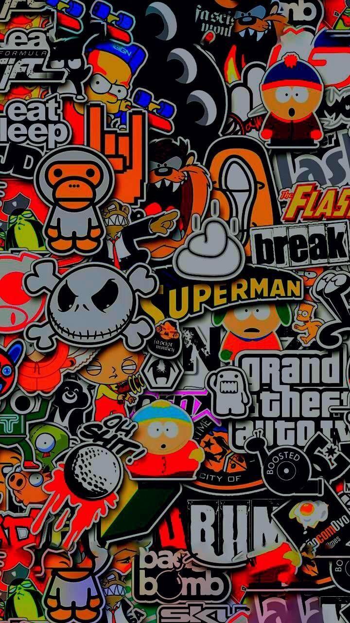 blackphonewallpaper black wallpaper Graffiti