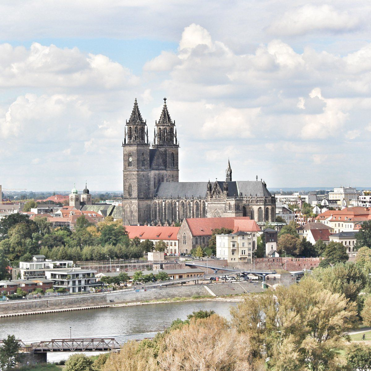 Travel Tips Germany With Images Travel Magdeburg