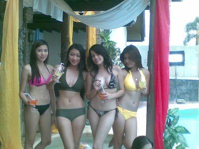 Pesta Bikini Bersama Cewek Seksi Di Pantai Kuta Kelakuan Abg