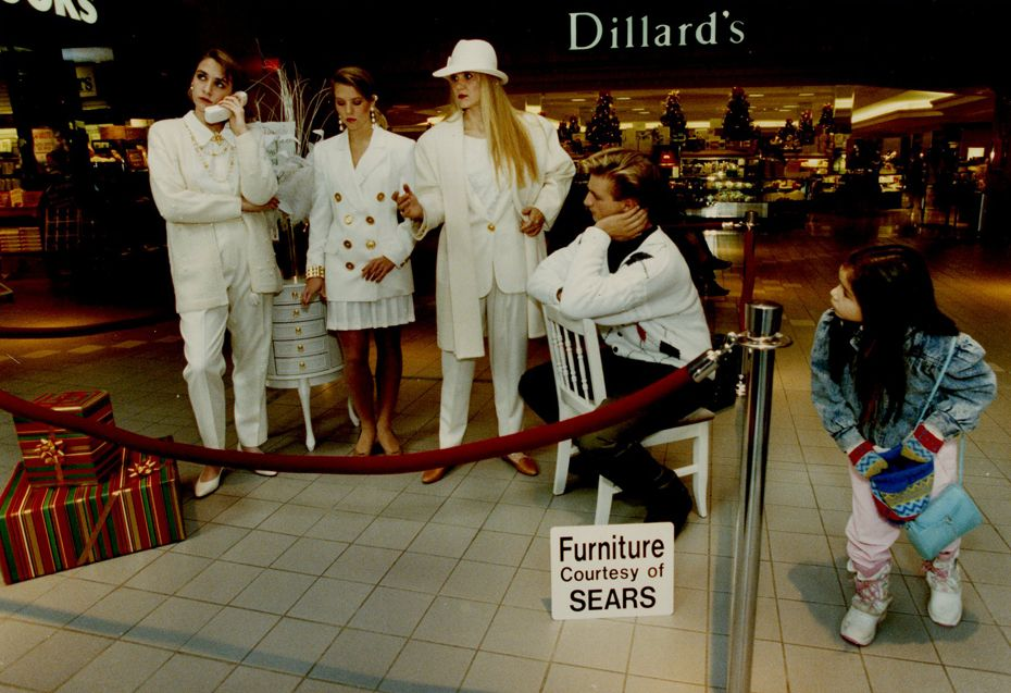 Archives Crossroads Mall used to be, like popular - Omaha - courtesy clerk