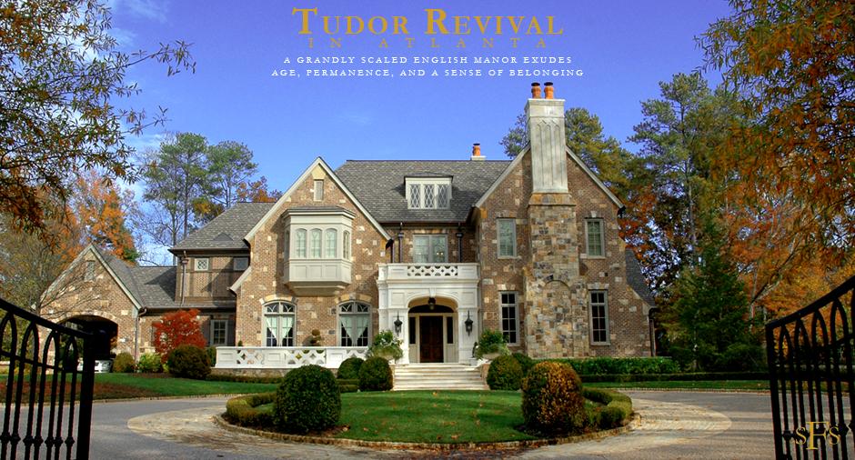 Stephen Fuller Designs   Tudor Revival