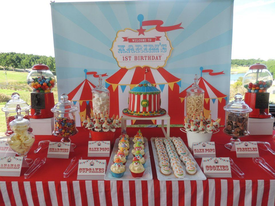 Image Result For Unique First Birthday Party Ideas Girls 1st