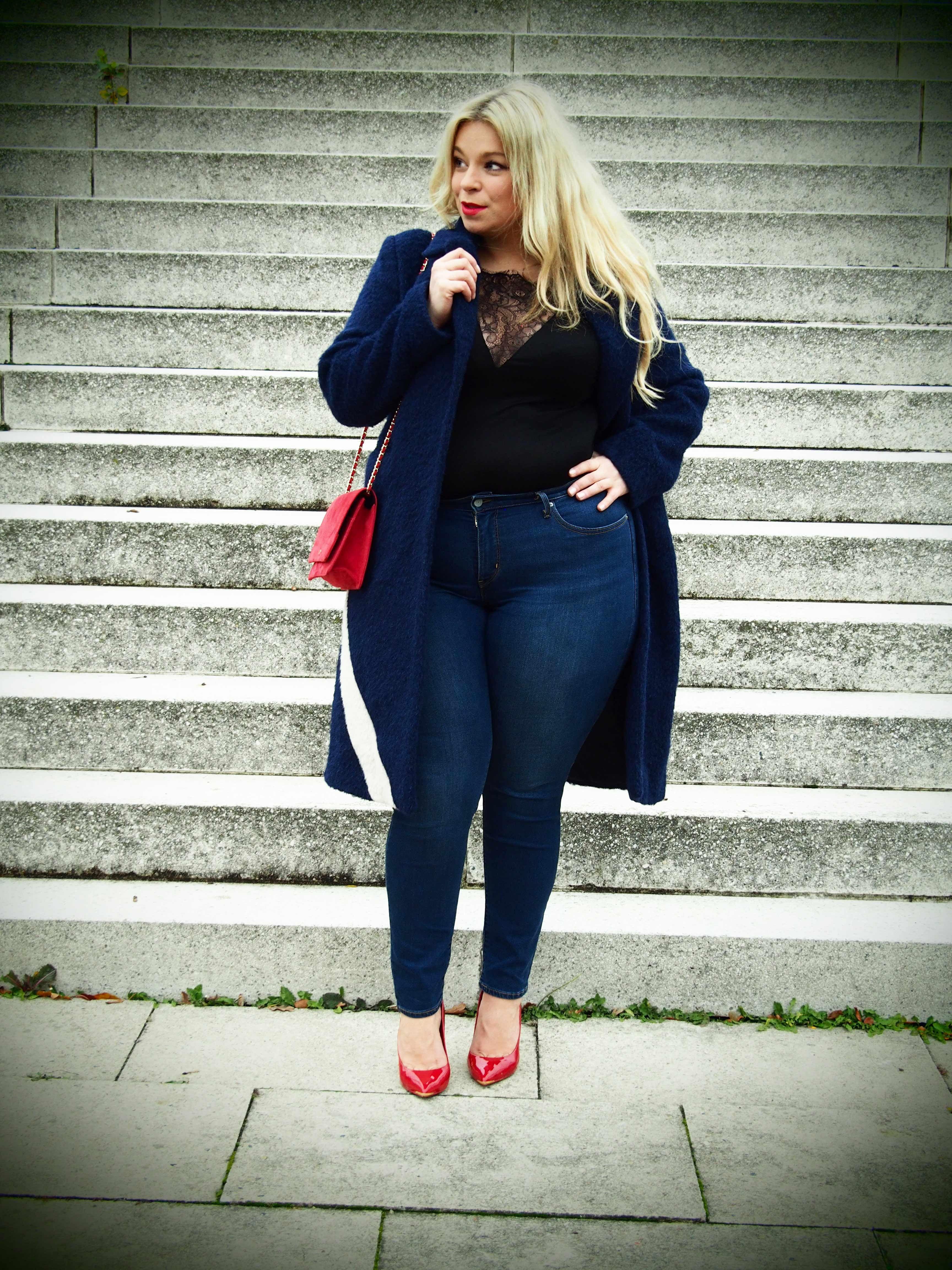 Mein aktuelles Lieblings-Plus-Size-Outfit | Mollig, Übergröße und ...