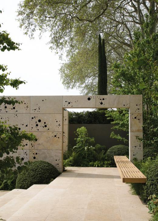 Casa y Campo - Un jardín de medalla