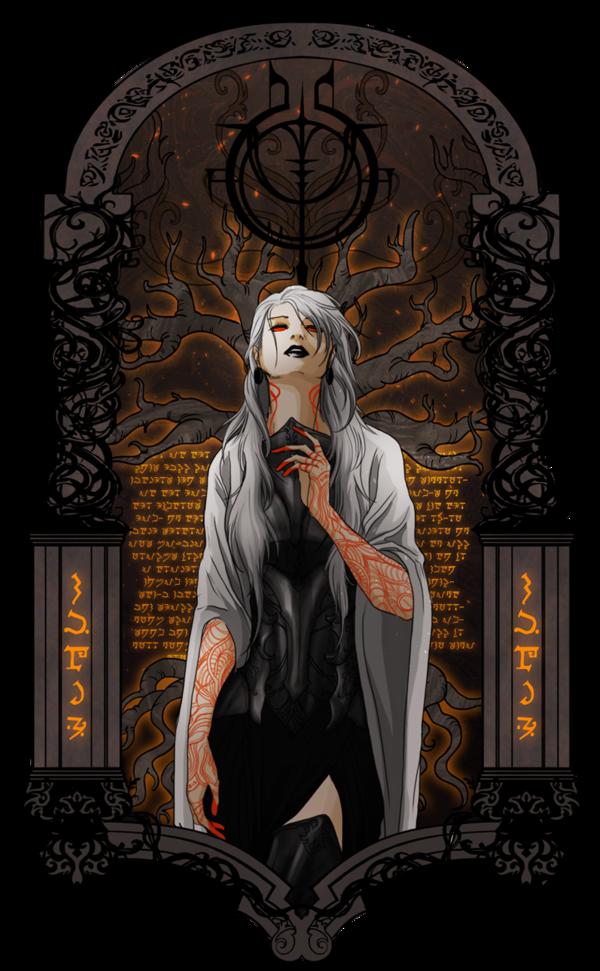 Ruler: Aradia by Banished-shadow.deviantart.com on @DeviantArt