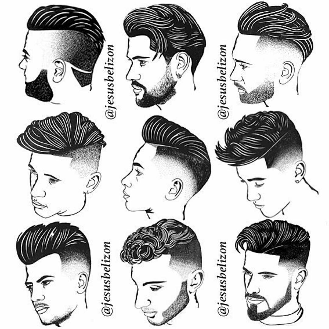 Pin By Xavier Leon On Hair Beards And Man Buns Gents Hair Style Hair And Beard Styles Thick Hair Styles