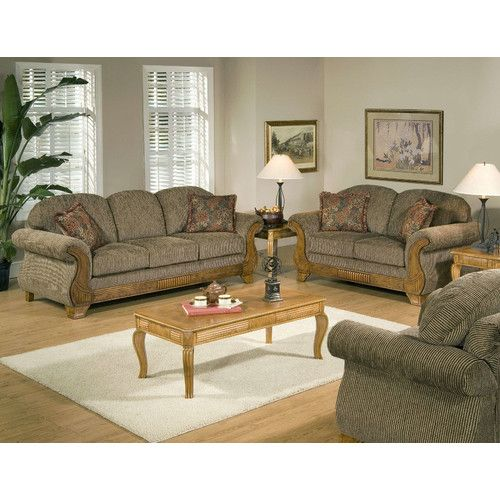 Moncalieri Configurable Living Room Set Furniture Classic