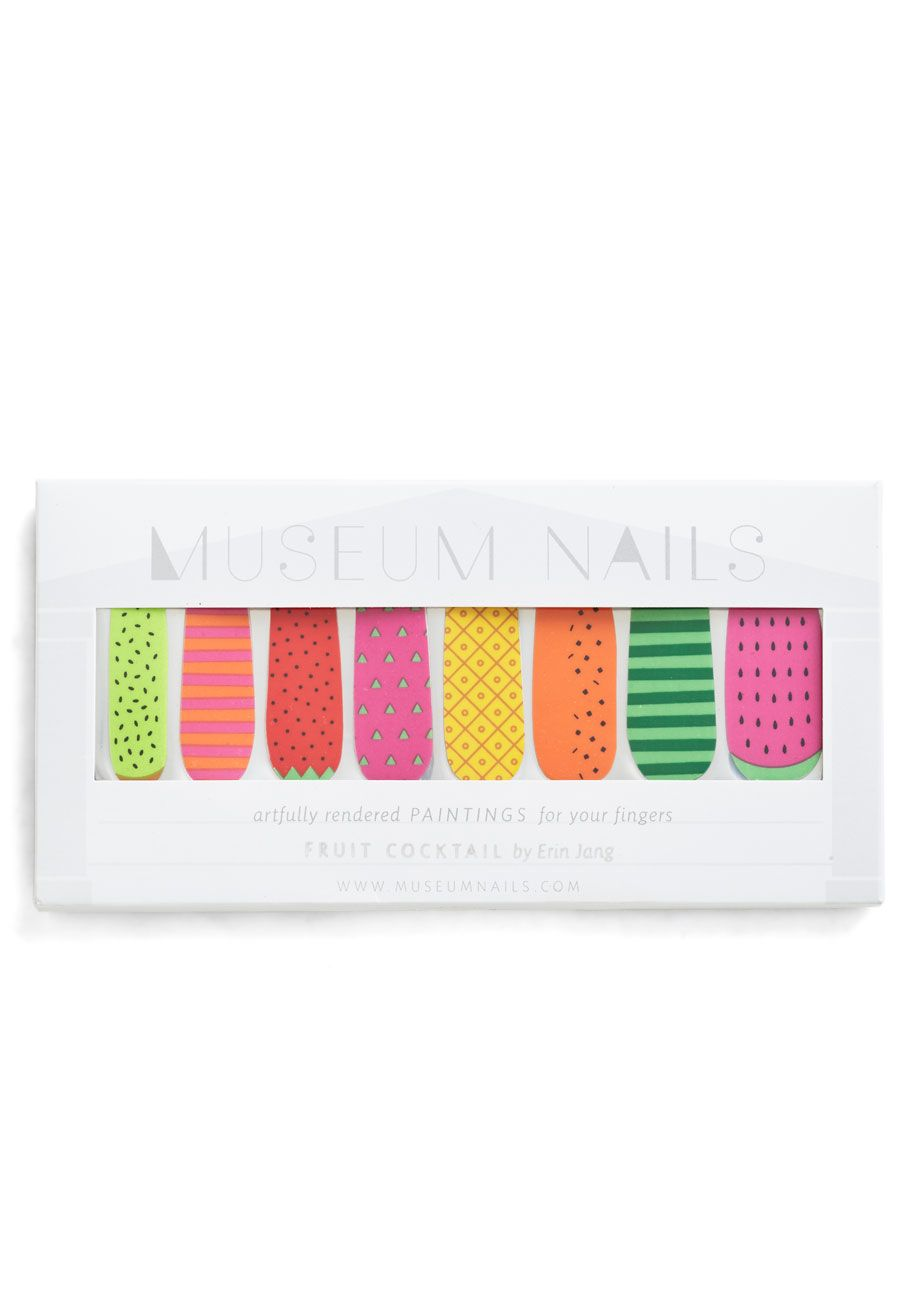 New arrivals and mani more nail sticker set in fruit i bet you
