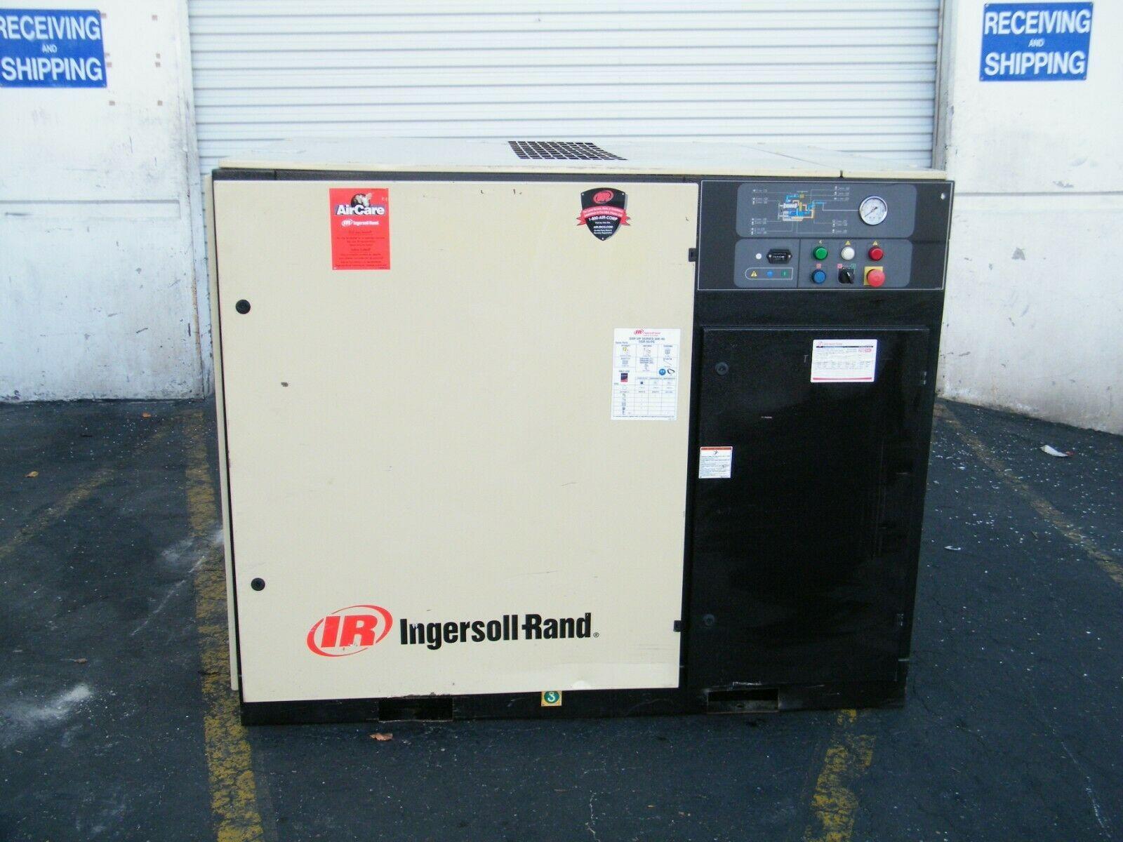 40 Hp Air Compressor Air compressor, Locker storage