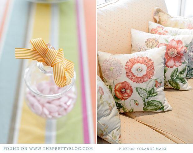 Pastel French decor inspiration | Photo: @Yolanda Tolberté Marx Catalogue display idea