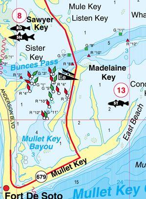 Fishing Hot Spots America S Preferred Fishing Map Fishing Maps