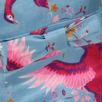 Alana Peacock Blossom Wiggle Dress   Vintage Style Dresses - Lindy Bop