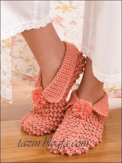 مدل جوراب بافتنی | ejghaye man | Pinterest | Schuhe häkeln, Stulpen ...