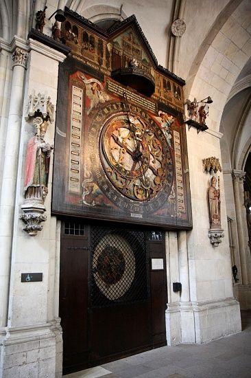 Reloj de Munster (Alemania)