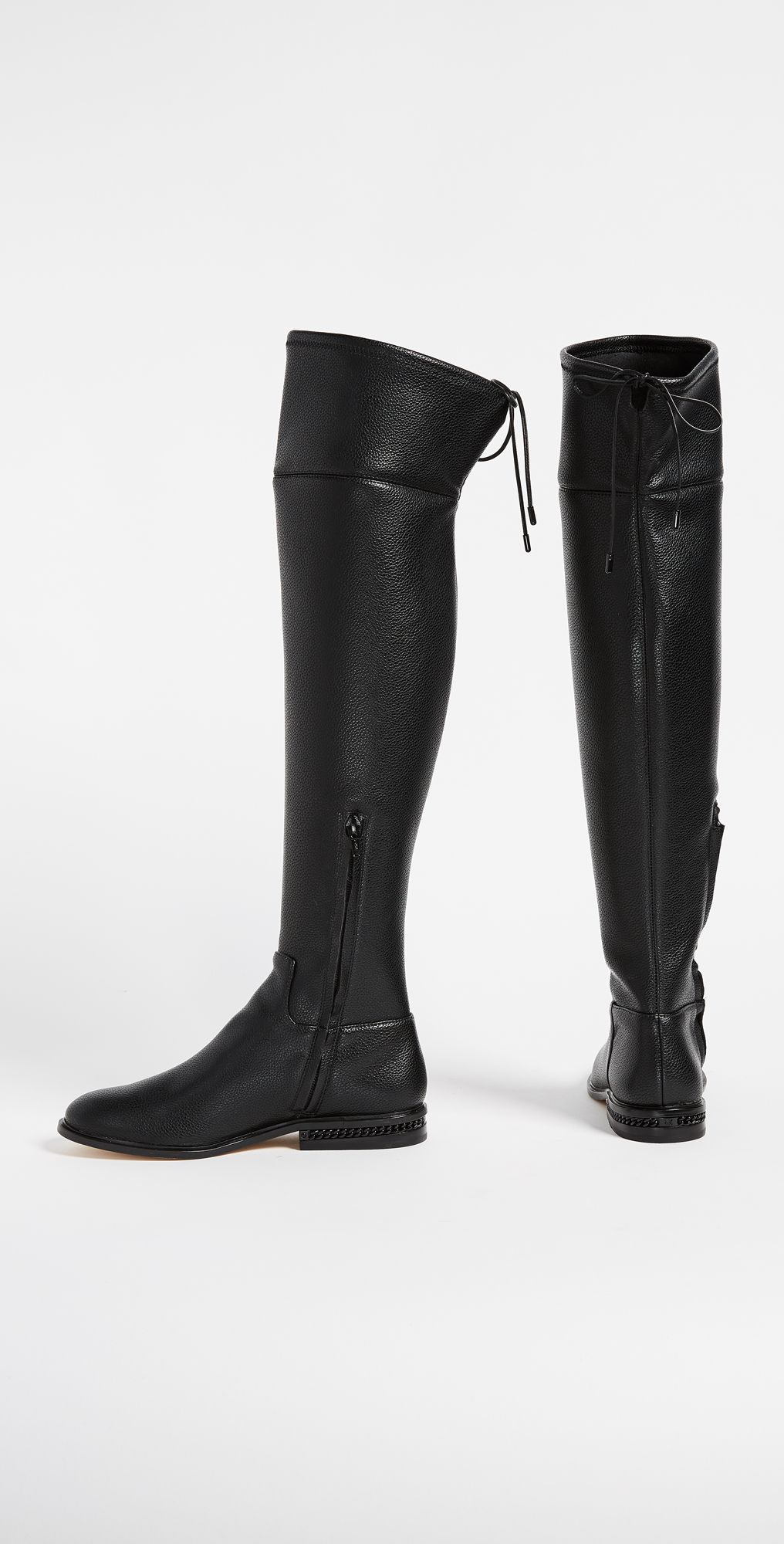 3447f8ca839 MICHAEL Michael Kors Jamie Flat Over the Knee Boots