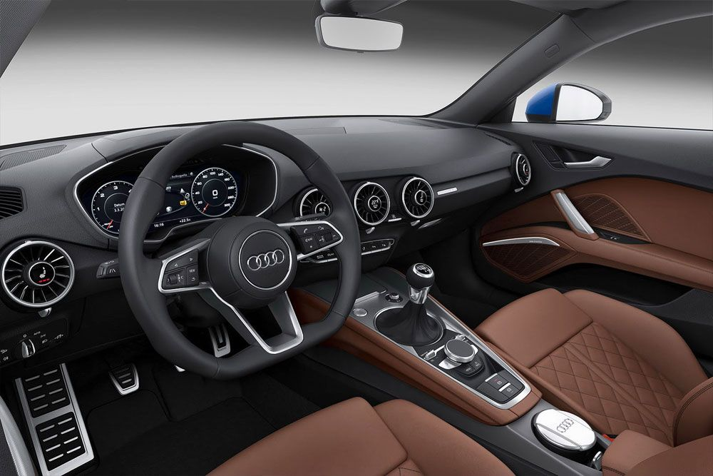 Review Audi Tt Audi Tts Coupe 2015 Specs Interior View Model