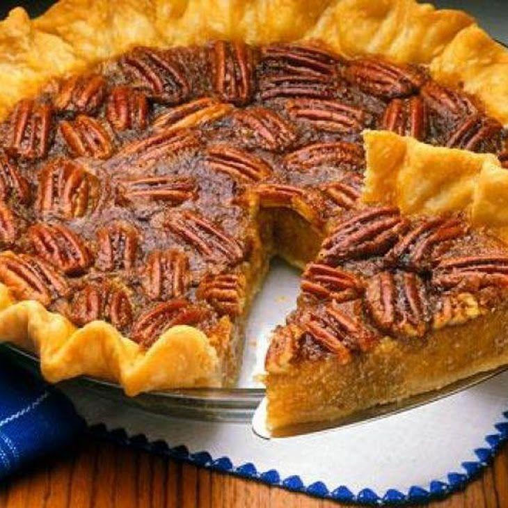 Sweet Potato Pecan Pie II Recipe